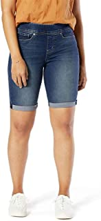 Women's Totally Shaping Pull on Bermuda Shorts