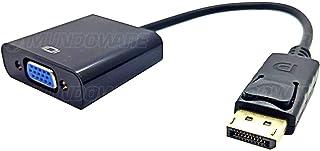 Cabo Adaptador Conversor Displayport Para VGA para Notebok PC Monitor Projetor JC-CB-DVGA 621