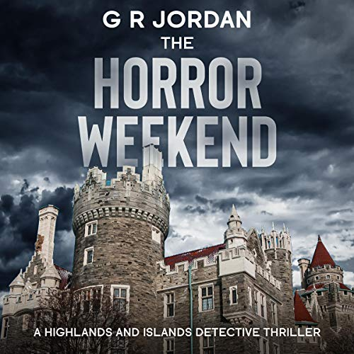 The Horror Weekend cover art