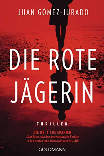 Die rote Jägerin: Thriller