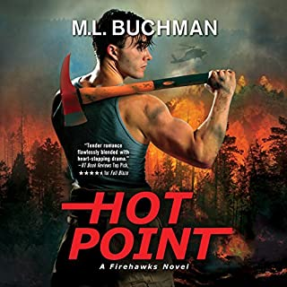 Hot Point     A Firehawks Novel              By:                                                                                                                                 M. L. Buchman                               Narrated by:                                                                                                                                 Carrington MacDuffie                      Length: 8 hrs and 41 mins     1 rating     Overall 5.0