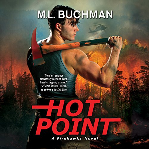 Hot Point audiobook cover art