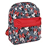 CERDÁ LIFE'S LITTLE MOMENTS Minnie, Mochila para Niños, Gris, 32 cm