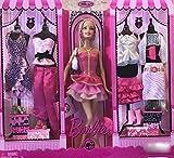 Muñeca Barbie Amigo Teresa con Moda Extra y Accesorios por Mattel en 2008