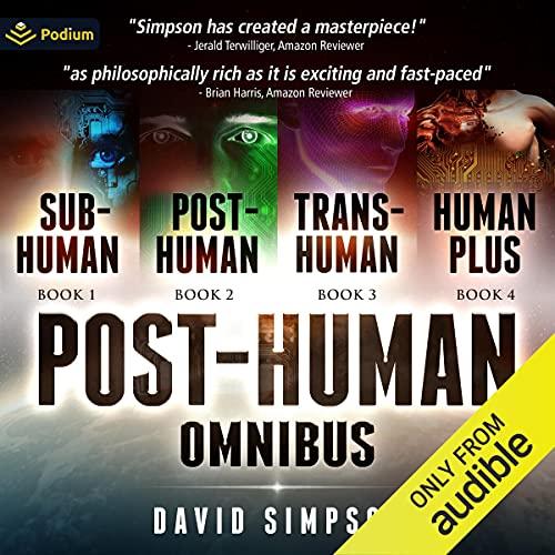 The Post-Human Omnibus cover art