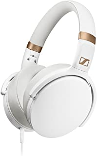 Sennheiser HD 4.30G White Sennheiser HD 4.30G Around-Ear Closed back Headphones for Android - White - White (Pack of1)