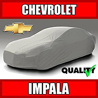 autopartsmarket Chevy Impala 1994 1995 1996 Ultimate Waterproof Custom-Fit Car Cover