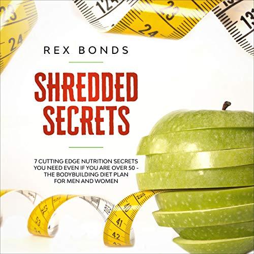 Shredded Secrets cover art