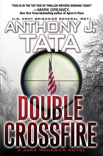 Double Crossfire (A Jake Mahegan Thriller Book 6) (English Edition)