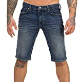 M.O.D Herren Jeans Shorts Kurze Hose Thomas Shorts SP20-1014 Atlas Blue-3041 W40