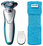 Philips Afeitadora eléctrica en seco y húmedo S7311/66 Máquina de afeitar,...