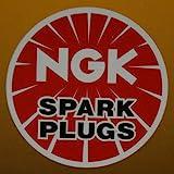 NGK (6364) BKR6ES Spark Plug - Pack of 4
