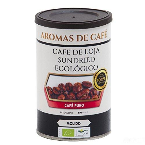Aromas de Café - Kaffee mit BIO gemahlener Schokoladengeschmack, Kaffee aus Ecuador, 10 Kapseln