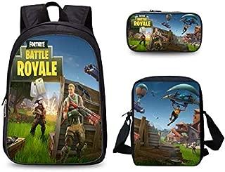 Fortnite game Fortress Night backpack leisure School bag waterproof Student Backpack