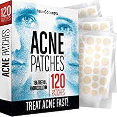 🧠 BE PROACTIVE WITH A PIMPLE PATCH - It's time to take a stand against your pimples with acne patches. People everywhere are using pimple patches to heal their acne patch quickly. Blemish patches are quicker than creams and ointments, cheaper than de...