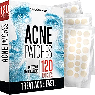 Acne Patches 120 Pack