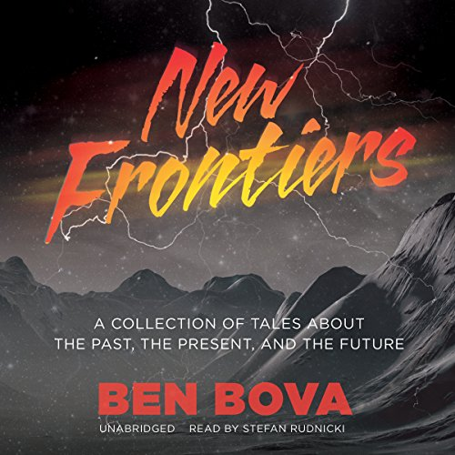 New Frontiers audiobook cover art
