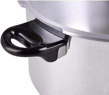 Aluminum Pressure Cookers (4, 5, 7, 9, or 11 Liter) (7 Liter)*