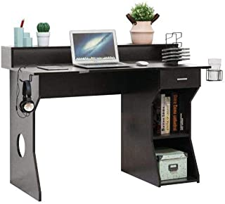 Danube Home Wency Study Desk, Grey - 120 x 60 x 88.5 cm