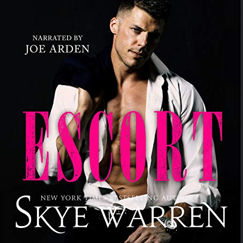 Escort audiobook cover art