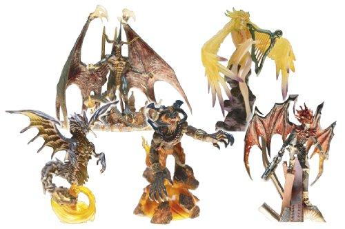 FINAL FANTASY CREATURES Evolution Vol.2 8pcs