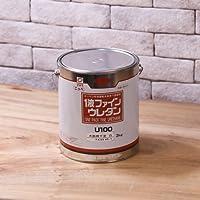 1液ファインウレタンU100木部用下塗 3kg 日本ペイント 白