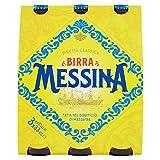 Birra Messina Ricetta Classica, Pacco da 3 x 33cl