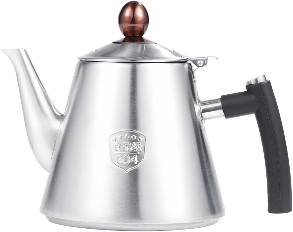 SH-RuiDu 1.2L Stainless Steel Stove-top Teapot Attention brand Pot Genuine Free Shipping Ke Coffee Tea