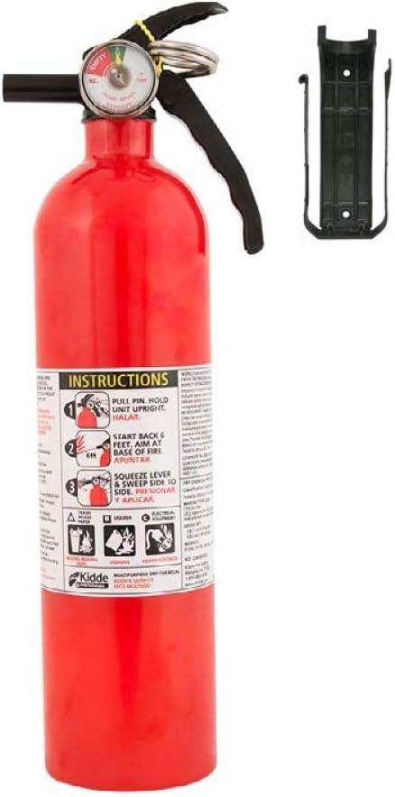 Very popular Kidde FA110 Multi Purpose Fire Max 50% OFF 5 - Pack Extinguisher 1A10BC