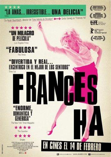 Frances Ha (Blu-Ray) (Import) (2014) Greta Gerwig; Mickey Sumner; Adam Drive