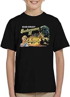 Hammer Horror Films Quatermass 2 Movie Poster Kid's T-Shirt