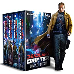 Deadland Drifter Complete Series Boxed Set by [J.N. Chaney, Ell Leigh Clarke]