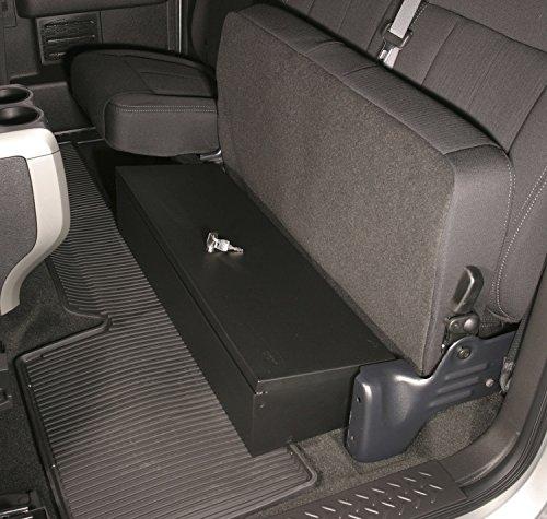 Tuffy 285-01 Under Seat Lockbox