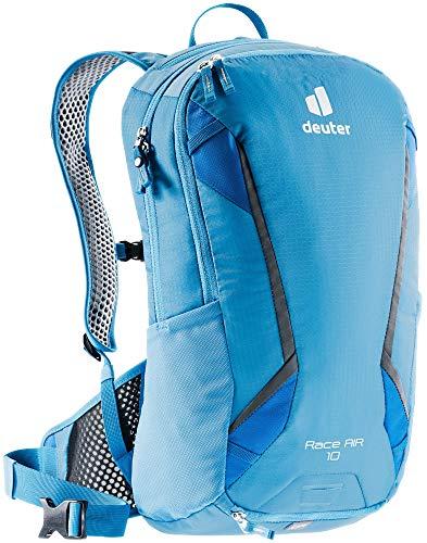 DEUTER Race Air Mochila para Bicicleta, Unisex Adulto, Azul Lapis, 10 L