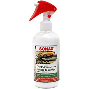 Sonax 205141 Plastic Care, 10.14 fl. oz.