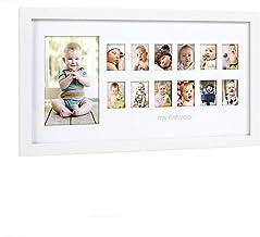 Baby Namensarmband Pearhead 86030 bilderrahmen wei/ß
