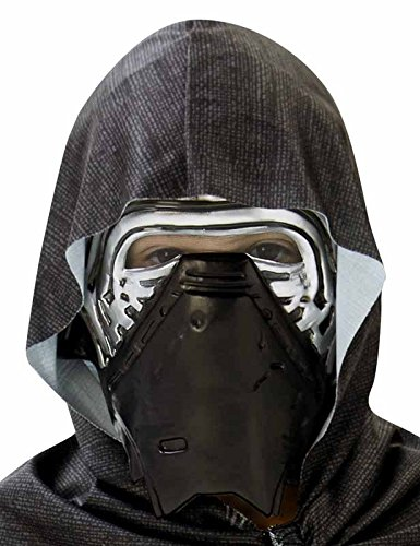 Rubie's 3620261 - Star Wars Ufficiale Kylo Ren Deluxe Teen Costume, Nero, 5-6 Anni