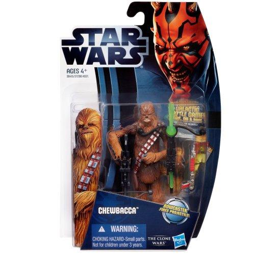Figura Star Wars The Clone Wars Chewbacca