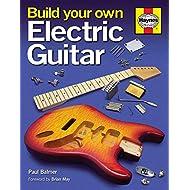 Hal Leonard construir tu propia guitarra eléctrica libro (carcasa rígida)