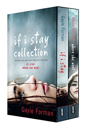 BOXED-IF I STAY COLL 2V