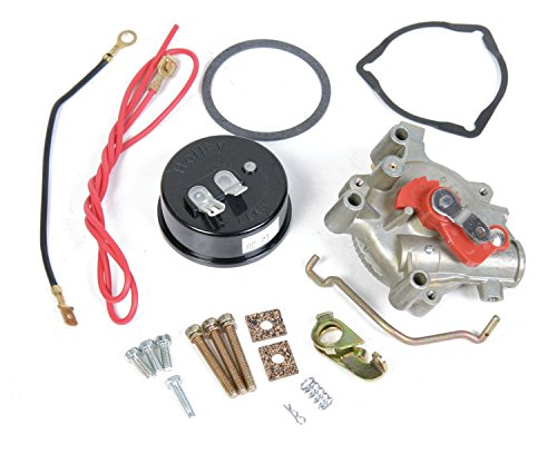 Holley Elec Choke Kit,Internal Vacuum