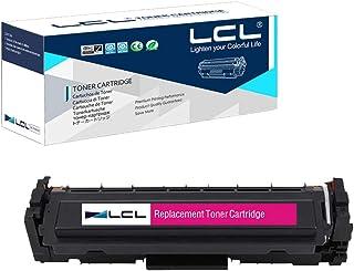LCL Cartucce di Toner Compatibile 410A CF413A CF423A 2.3K per HP Color LaserJet Pro MFP M477fnw MFP M477fdn MFP M477fdnwMF...