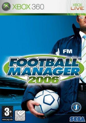 SEGA Football Manager 2006, Xbox 360
