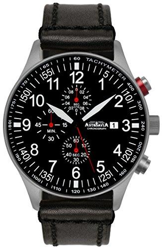 Astroavia Reloj cronógrafo de Cuarzo para Hombre N57L4
