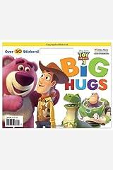 Big Hugs (Disney/Pixar Toy Story 3) (Big Coloring Book) Paperback
