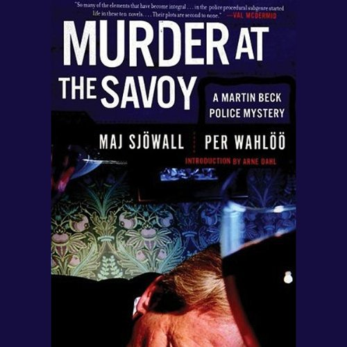 Murder at the Savoy cover art
