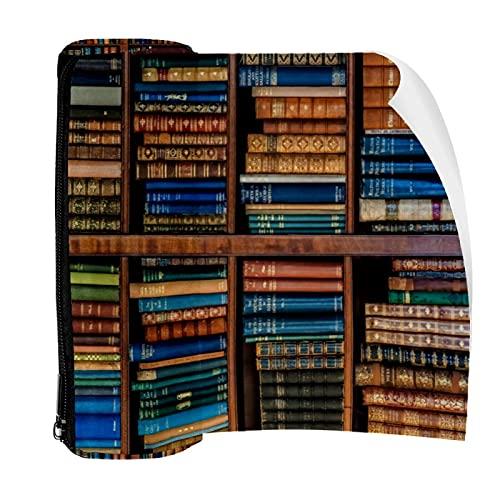 Astuccio portapenne con chiusura a cerniera, portamonete, trousse per cosmetici, per donne, ragazzi, ragazze, ragazzi, libreria, biblioteca scolastica