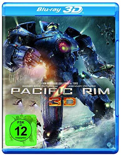 Pacific Rim (+2 BRs) [Alemania] [Blu-ray]