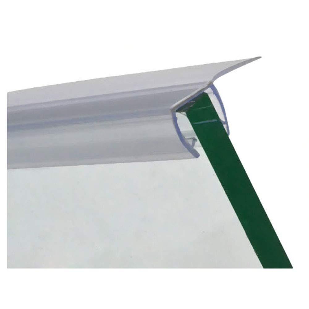 Ducha puerta de policarbonato con 90 Grado 1/2