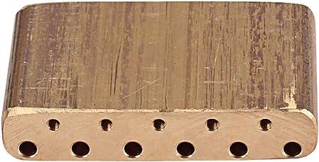 トレモロブラスブロック / 真ちゅう ギタートレモロブロック エレキギター用 アクセサリー
